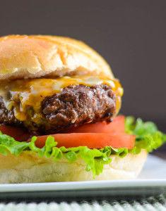Barbecue Hamburger,