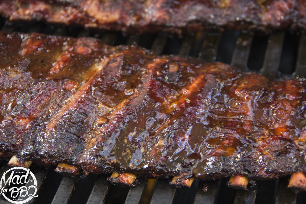Barbecue Ribs - Costolette di Maiale al Barbecue - MAD for BBQ