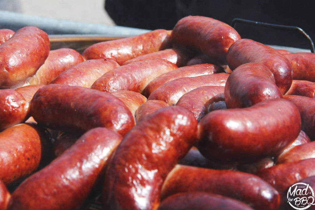 Cherry Smoked Sausage MAD for BBQ