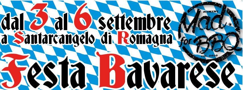 Santarcangelo Festa Bavarese Barbecue e Birra Marzen