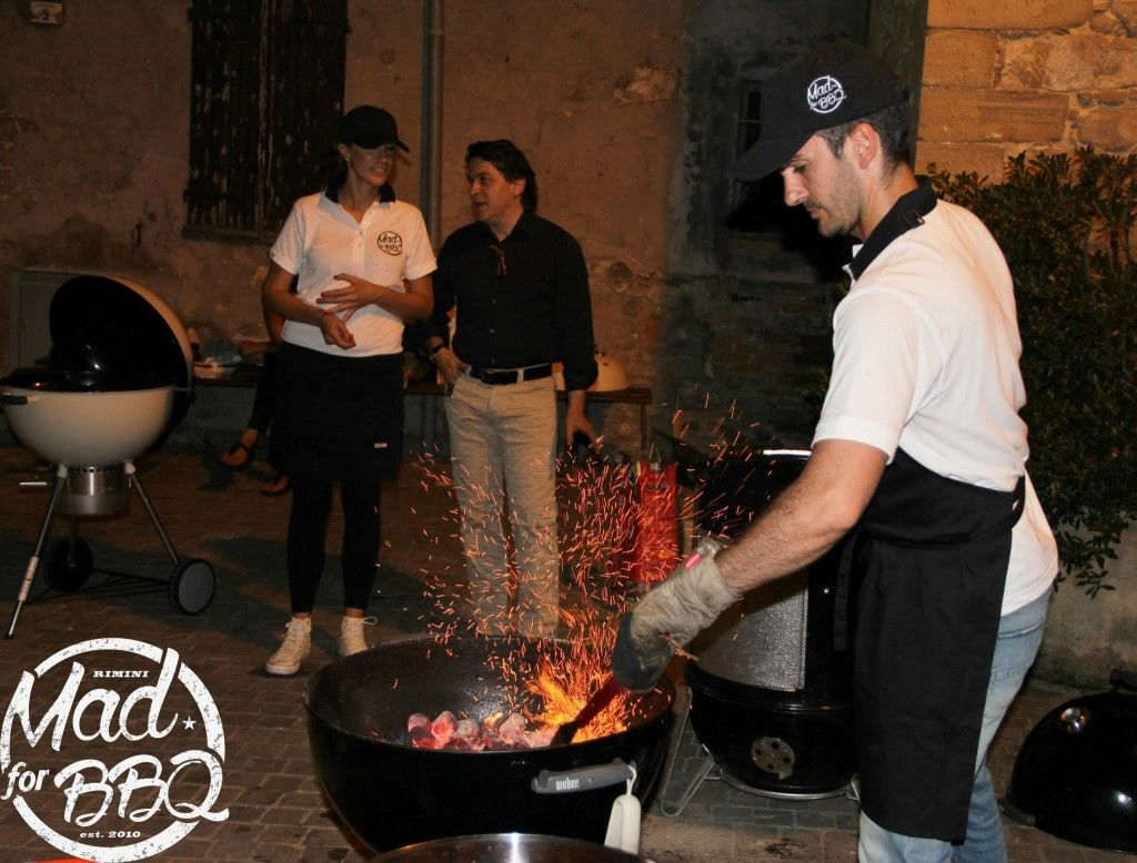 Catering Rimini MAD for BBQ