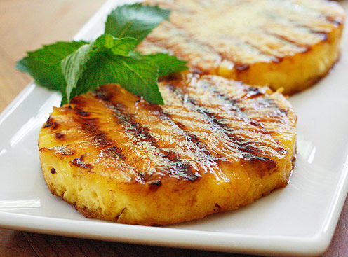 Grilled Pineapple - MAD for BBQ