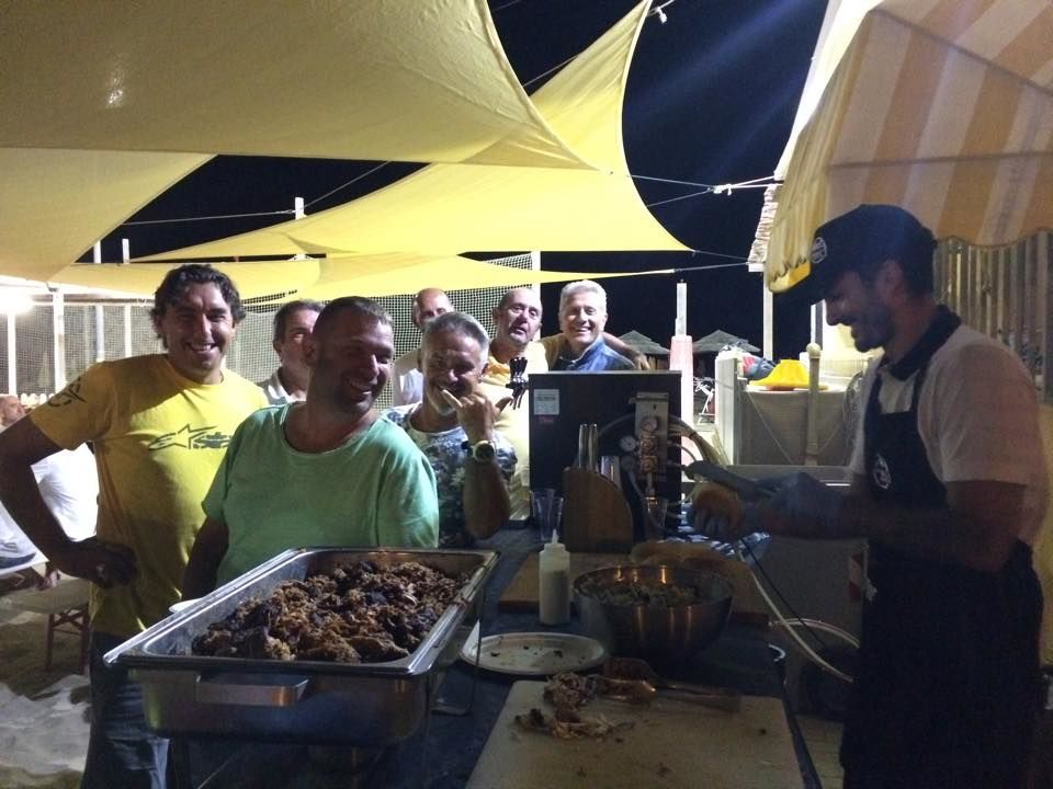 Festa in Spiaggia - Barbecue beach party - MAD for BBQ