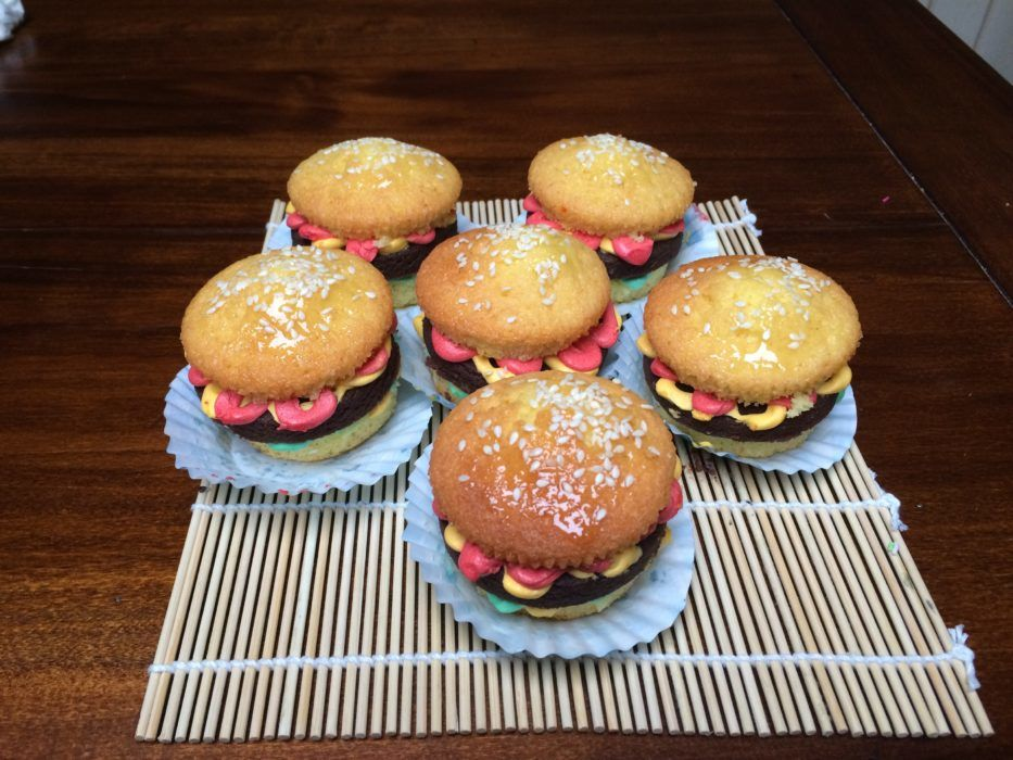 Cup Cakes - MAD for BBQ