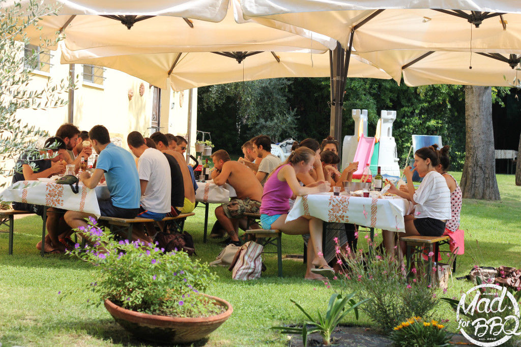 Feste in giardino alla Fiammetta - garden parties - MAD for BBQ