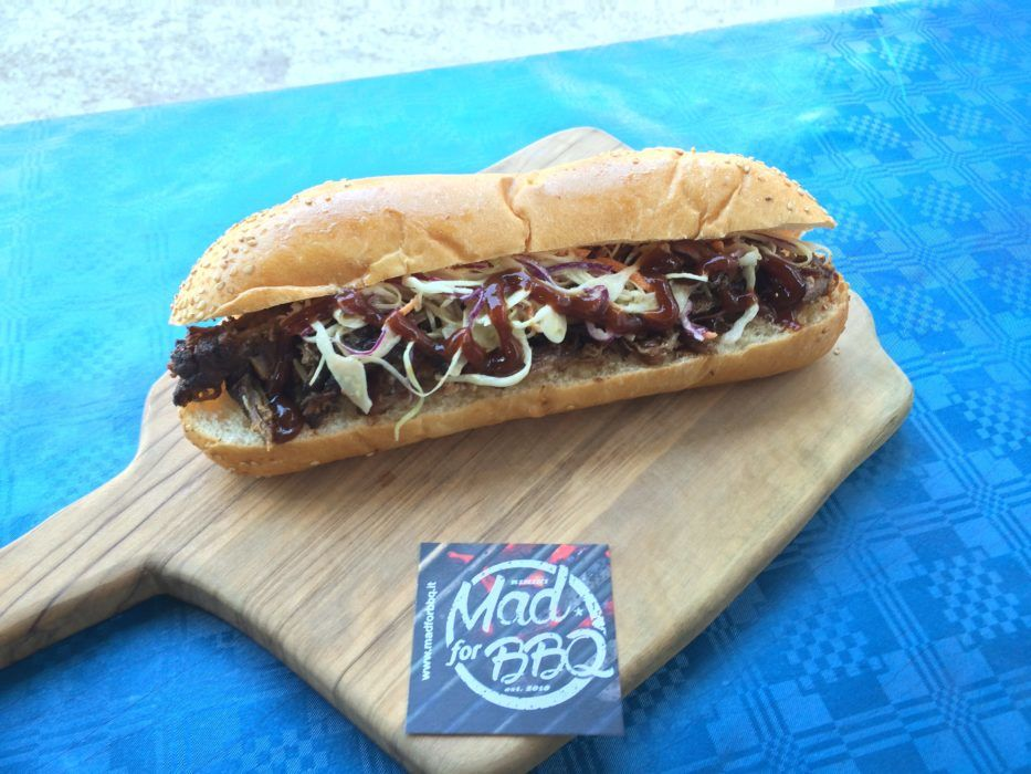 MAD hot dog - MAD for BBQ