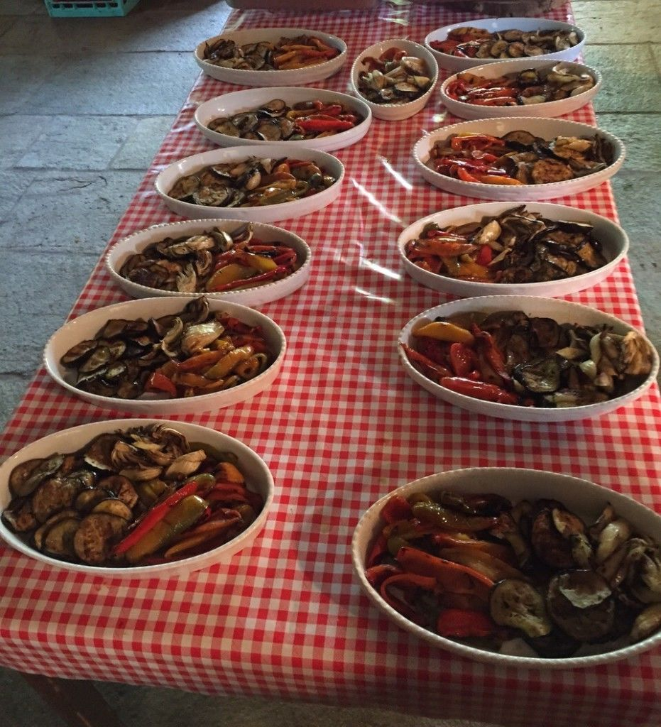 Verdure Grigliate Miste - Grilled Vegetables - MAD for BBQ